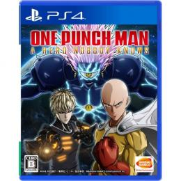 ONE PUNCH MAN A HERO NOBODY KNOWS  PS4 新品 (PLJS-36117) ワンパンマン