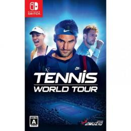 Tennis World Tour (テニス ワールドツアー)  Nintendo Switch 新品NSW (HAC-P-APEKB)