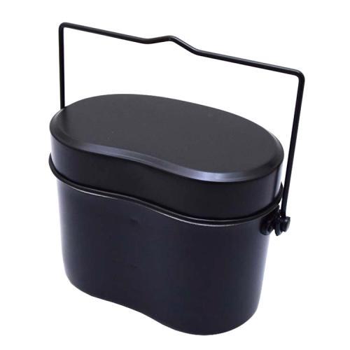 前川金属 飯盒 4号炊 ハンドル付き